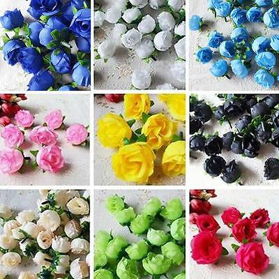 Home Decor Artificial Silk Flower 25 Heads Bouquet Pretty Rose For Wedding Party
