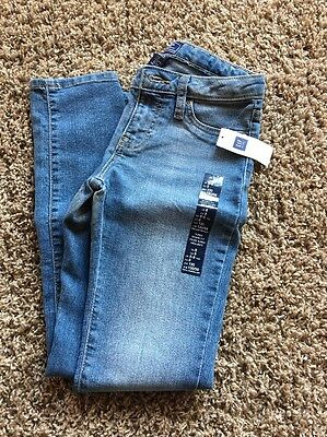 Girls Gap Kids Skinny Jeans 8 NWT