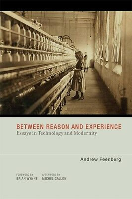 Between Reason and Experience (Inside Technology) (Paperback), Feenberg, Andrew.
