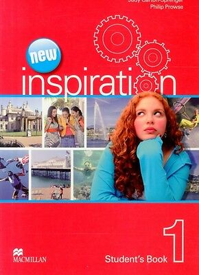 New Edition Inspiration Level 1: Student's Book (Paperback), Prowse, Philip, Ga.