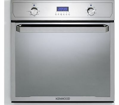 KENWOOD KS101SS Electric Oven - Stainless Steel - Currys