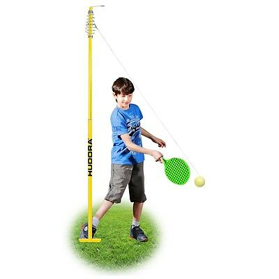 Hudora Twistball-Set, Tennis Set, Swingball, Tennisspiel, NEU