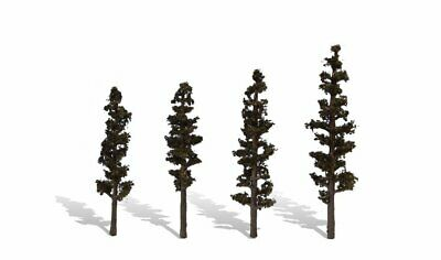 Woodland Scenics TR3561 Standing Timber Trees (4)