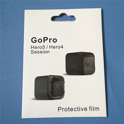 Gopro accessories protective film lens Protector for Gopro Hero 5 4 Session