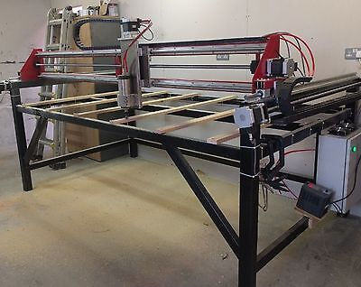 cnc 3 axis woodwork router/plasma cutter machine 5ftx3ft FREE UK DELIVERY