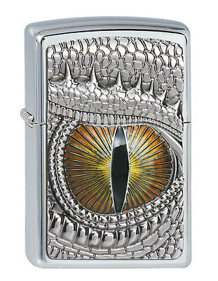 Zippo Lighter ●  Dragon Eye ● 2002539 ● Neu New OVP ● N69