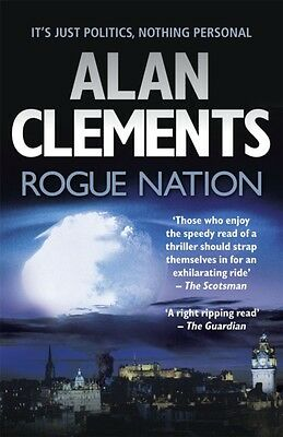 Rogue Nation (Paperback), Clements, Alan, 9781845965808