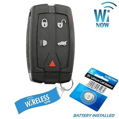 REPLACEMENT KEYLESS REMOTE Key Fob Fit for LAND ROVER Range