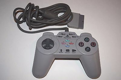 ASCII ENHANCED GAME Pad Controller 8180 for Sony Playstation 1 PS1 System  Tested