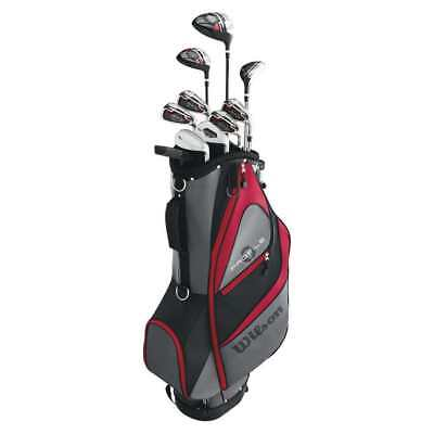 Wilson Profile XD Men's Complete Golf Club/Bag Set Standard Right Hand WGGC58000