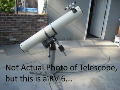 Vintage Criterion Model RV-6-Dynascope-Telescope from the 80's