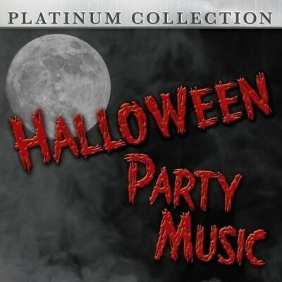 Various Artists - Halloween Party Music (Various Artists) [New CD]