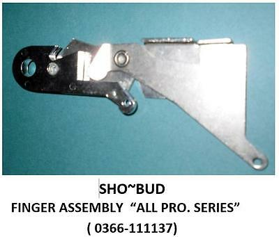 Sho-Bud All Pro Series Single Finger Assembly Set of 10 New Old Stock