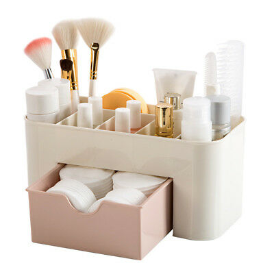 Popular Durable Cosmetic Organizer Case Makeup Storage Container Box With Drawer