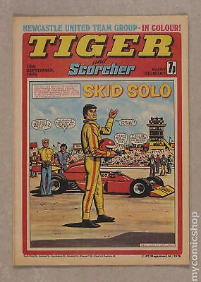 Tiger Tiger and Hurricane/Tiger and Jag/Tiger and Scorcher #760918 FN 6.0