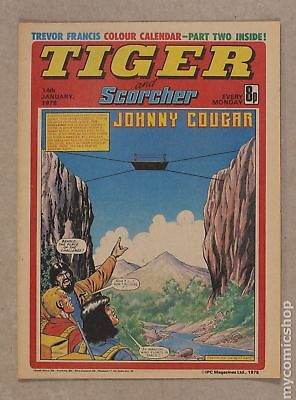Tiger Tiger and Hurricane/Tiger and Jag/Tiger and Scorcher #780114 VF/NM 9.0