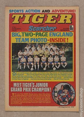 Tiger Tiger and Hurricane/Tiger and Jag/Tiger and Scorcher #780121 VF 8.0
