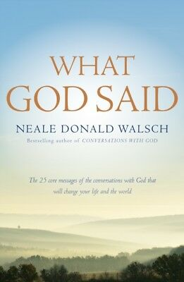 What God Said (Paperback), Walsch, Neale Donald, 9781444785210
