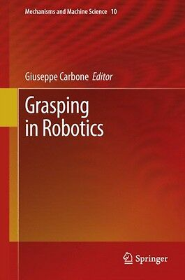 Grasping in Robotics (Mechanisms and Machine Science) (Hardcover), Carbone, Giu.