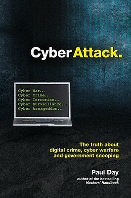 Cyber Attack (Hardcover), DAY, PAUL, 9781780974545