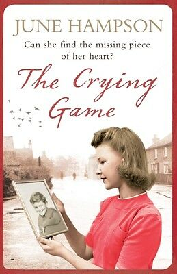 The Crying Game (Paperback), Hampson, June, 9781409136170