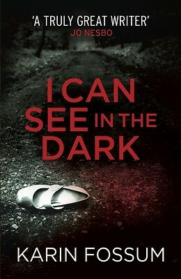 I Can See in the Dark (Paperback), Fossum, Karin, Anderson, James, 9780099571834