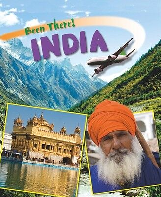 India (Been There) (Paperback), Savery, Annabel, 9781445132884
