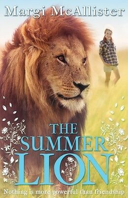 The Summer Lion (Paperback), McAllister, Margi, 9781407145570