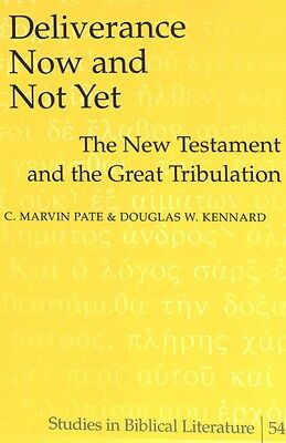 Deliverance Now and Not Yet: The New Testament and the Great Tribulation (Studi.