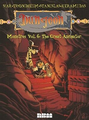 Dungeon Monstres Vol. 6 : The Great Animator (Paperback), 9781561639984