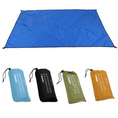 1.5x2m Extra Large Waterproof Picnic Blanket Rug Mat Outdoor Camping Beach D0W7