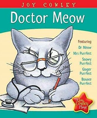 Doctor Meow, 9781877499609