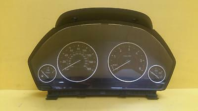 2014 Bmw 4 Series 420D Speedo Clocks Speedometer 9232895