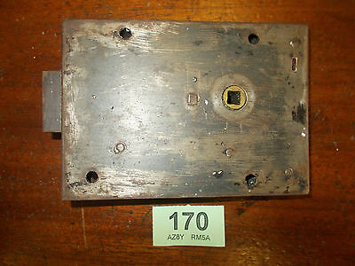 Vintage Antique Rim Lock Door Latch Locks 170