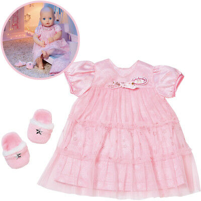 Zapf Creation Baby Annabell Deluxe Sweet Dreams Set (Rosa)
