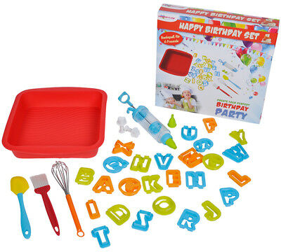 Knorrtoys Backset Happy Birthday 35-teilig