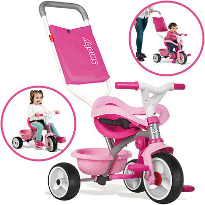 Smoby Dreirad Be Move Comfort Girl II (Rosa-Pink)