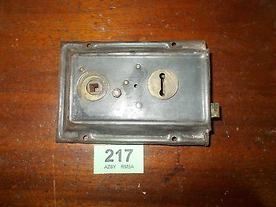 Vintage Rim Lock Door Latch Lock Door Furniture 217