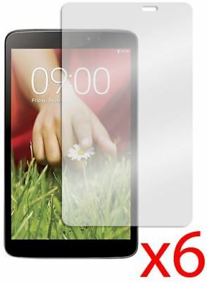 Hellfire Trading 6x Anti-Glare Matte Screen Protector Cover for LG G Pad 8.3