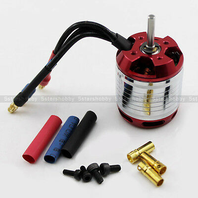 GARTT HF450L-1800KV Brushless Motor for Trex 450~480 RC Helicopter