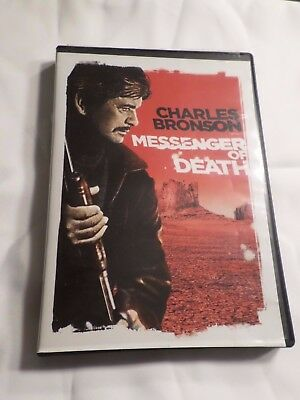 Messenger of Death (DVD, 2003, Widescreen & Full Frame)  EUC Complete Tested