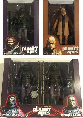"Planet of the Apes (Cult 1968 Movie) NECA Assorted 7"" Action Figures [BRAND NEW]"