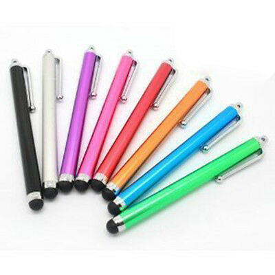 8Pcs Exclusive Pen Touch Tablet Computers And Mobile Phones Aapacitive Stylus JX