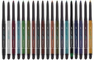 Sephora Collection Retractable Waterproof Eyeliner choose your shade