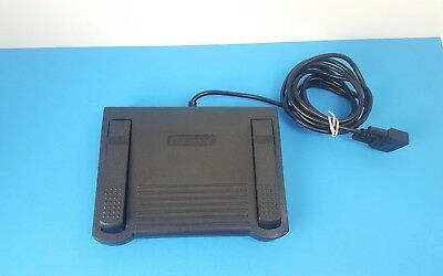 Infinity IN-DB9 Dictaphone Dictation Transcriber Foot Pedal Serial DB9