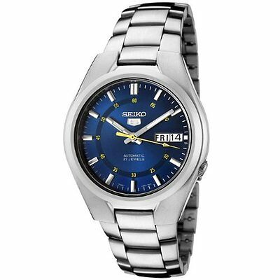 SEIKO 5 SNK615 SNK615K1 21 Jewels Automatic 30m Ready to Ship !