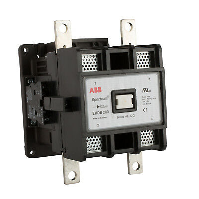 ABB DC contactor EHDB520C2P-1L - Brand new in factory sealed package