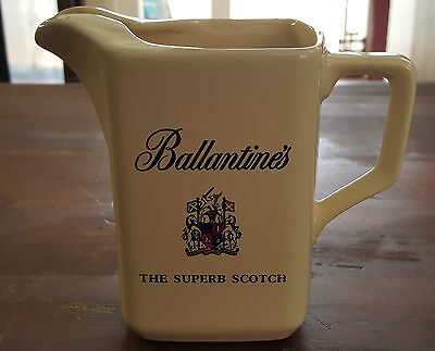 BALLANTINE'S SCOTCH WATER JUG - Wade Ware