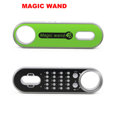 Magic Wand 4C 4D Transponder Chip Generator Support G Chip Read/Write Car Chip