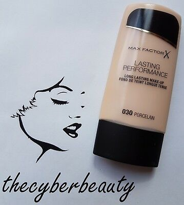 Max Factor Lasting Performance Foundation Touch Proof